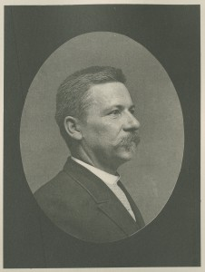 Portrait d'Anselme Laugel. S.n., s.d. (Photo. Musées de Strasbourg